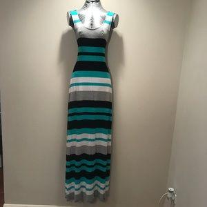 3/$25✨ Striped Casual Maxi Dress